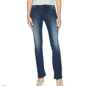 Calvin Klein Modern Flare And Lowrise Jeans Sz 10